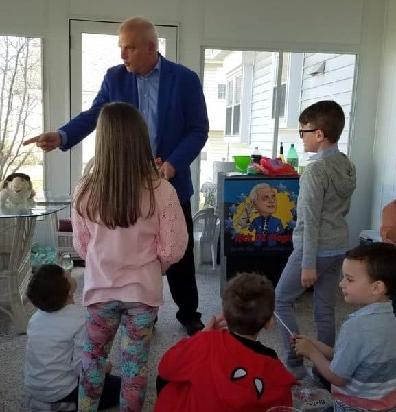 Super Fun Warrington PA Kids Magic Party