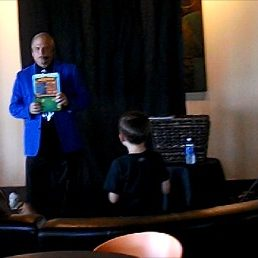 Kids love DZ Magic shows in Doylestown PA